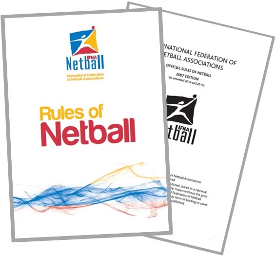 how to play netball and the rules